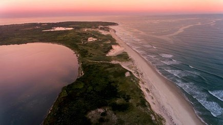 Chilmark Martha's Vineyard vacation rental - Beach roads and ancient trails among miles of private beach