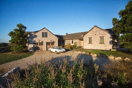Chilmark Martha's Vineyard vacation rental - Private Estate with sweeping water views