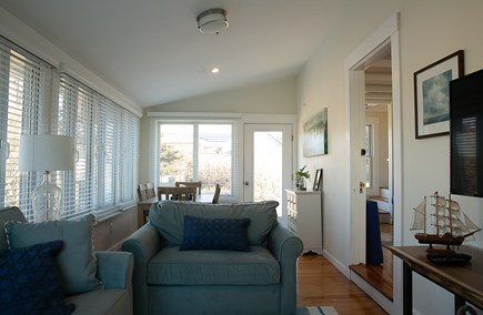 Oak Bluffs Martha's Vineyard vacation rental - Sun/media room