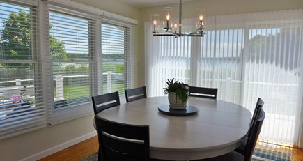 Oak Bluffs Martha's Vineyard vacation rental - Sun-filled dining area