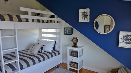 Oak Bluffs Martha's Vineyard vacation rental - 2nd Fl Set of twin bunk beds