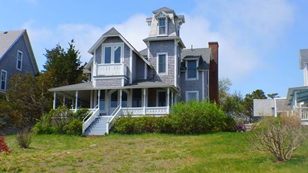 Oak Bluffs Martha's Vineyard vacation rental - Charming 5 BR Victorian steps from Jetty Beach!