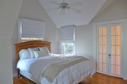 Oak Bluffs Martha's Vineyard vacation rental - 2nd Floor Master Queen with sofabed suite