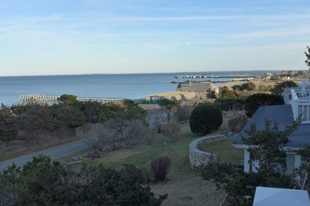 Oak Bluffs Martha's Vineyard vacation rental - Water view from the Juliette balcony