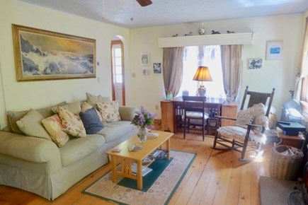 Oak Bluffs Martha's Vineyard vacation rental - Plenty of natural light in the front living room