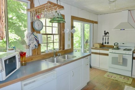 Oak Bluffs Martha's Vineyard vacation rental - Fully equipped kitchen clean and bright