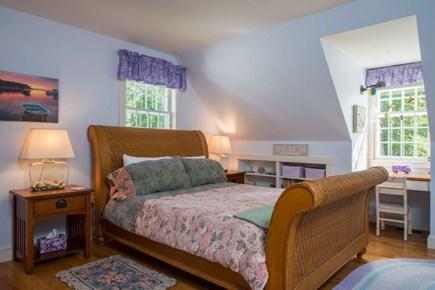 West Tisbury Martha's Vineyard vacation rental - Second floor cozy queen bedroom