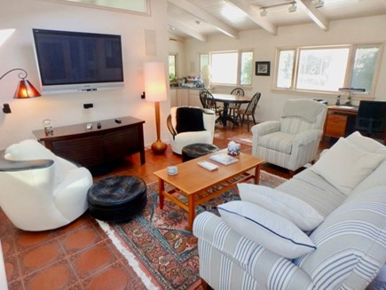 West Tisbury Martha's Vineyard vacation rental - Enjoy the real Jacuzzi tub and steam shower