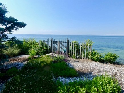 West Tisbury Martha's Vineyard vacation rental - Private gardens abound on the many acres.