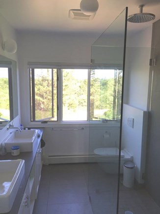 Katama - Edgartown, Katama  Martha's Vineyard vacation rental - Master bathroom