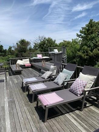 Katama - Edgartown, Katama  Martha's Vineyard vacation rental - Outdoor lounging & BBQ