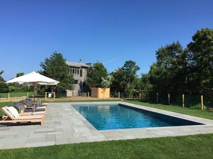 Katama - Edgartown, Katama  Martha's Vineyard vacation rental - Heated saltwater pool