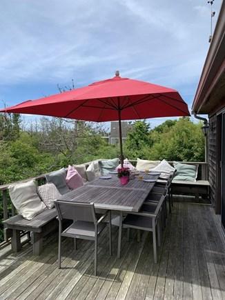 Katama - Edgartown, Katama  Martha's Vineyard vacation rental - Outdoor dining