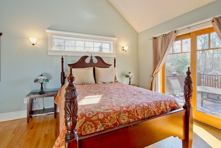 Vineyard Haven Martha's Vineyard vacation rental - Master bedroom with master bath