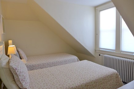 Oak Bluffs Martha's Vineyard vacation rental - 3rd Fl 2 Twins Bedroom