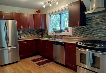 Oak Bluffs, Near MV Hospital Martha's Vineyard vacation rental - Well furnished and fully equipped kitchen