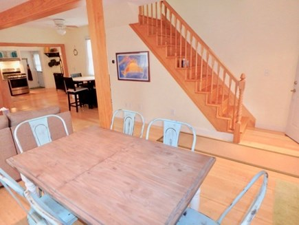 Oak Bluffs Martha's Vineyard vacation rental - Open living concept