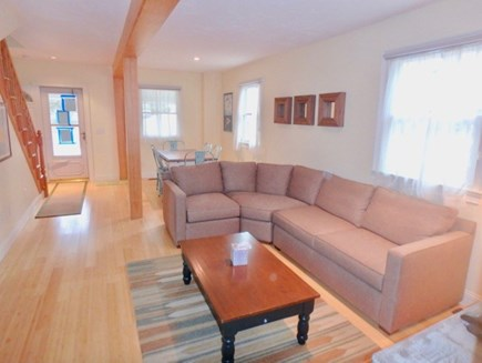Oak Bluffs Martha's Vineyard vacation rental - Large open living and dining area with lots of sunlight