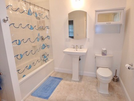 Oak Bluffs Martha's Vineyard vacation rental - Shared shower, tub in updated bath, first floor
