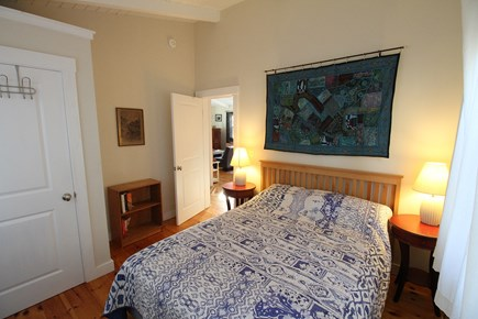 Vineyard Haven, Off Main Street Martha's Vineyard vacation rental - Upstairs Bedroom with Queen