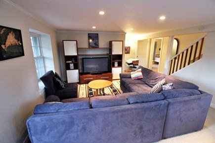Vineyard Haven, Off Main Street Martha's Vineyard vacation rental - Cable TV & Streaming Apple TV