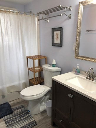 Chappaquiddick Martha's Vineyard vacation rental - One of two bathrooms