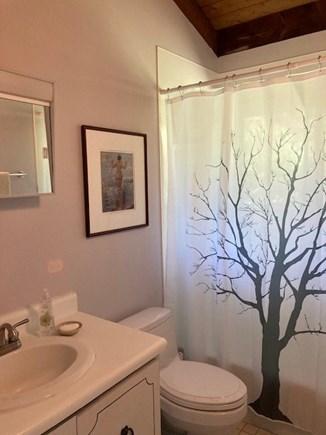 West Tisbury Martha's Vineyard vacation rental - Upstairs full bathroom