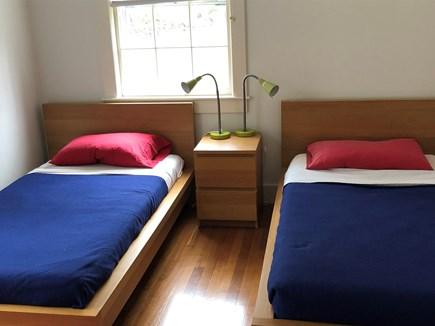 West Tisbury Martha's Vineyard vacation rental - Twin Bedroom