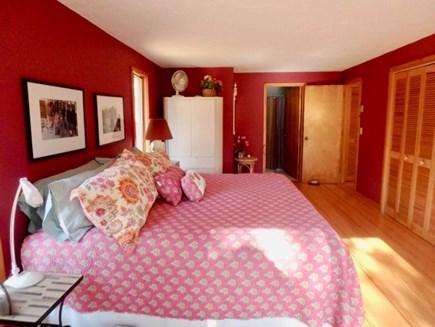 West Tisbury Martha's Vineyard vacation rental - Master bedroom with ensuite