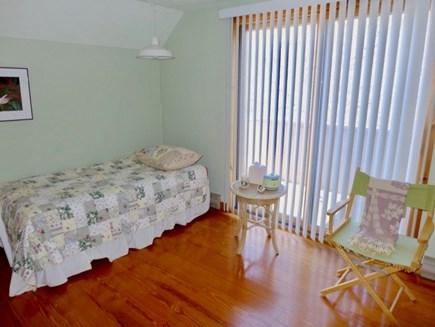 West Tisbury Martha's Vineyard vacation rental - Trundle bed upstairs