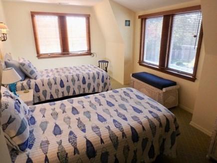 West Tisbury Martha's Vineyard vacation rental - Twin beds in third bedroom.