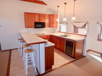 West Tisbury Martha's Vineyard vacation rental - Guest Quarters with full kitchen