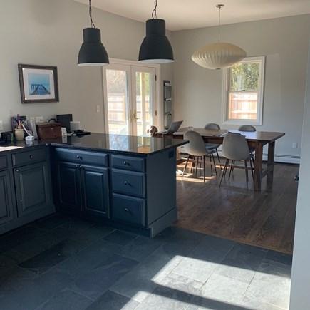 Oak Bluffs Martha's Vineyard vacation rental - Dining area from Kitchen