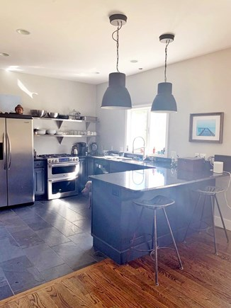 Oak Bluffs Martha's Vineyard vacation rental - Fully stocked kitchen with stainless appliances