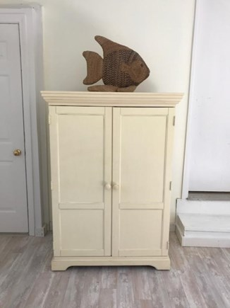 West Tisbury Martha's Vineyard vacation rental - TV armoire.