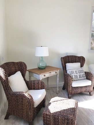 West Tisbury Martha's Vineyard vacation rental - Ready for a good book!  It's vacation time!