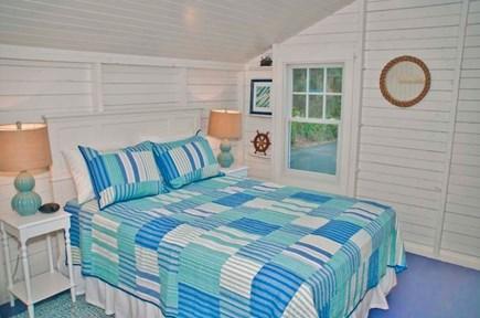 Oak Bluffs, East Chop Martha's Vineyard vacation rental - 1st FL Queen bedroom