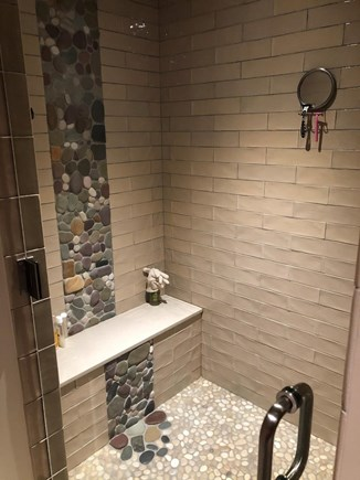 Chilmark Martha's Vineyard vacation rental - Master Shower