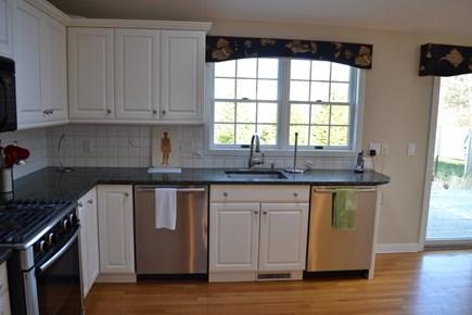 Edgartown, Katama Martha's Vineyard vacation rental - Well-appointed kitchen.