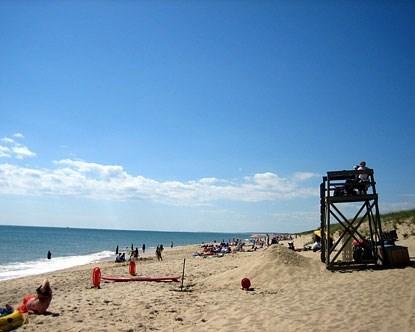 Katama - Edgartown, Katama Martha's Vineyard vacation rental - Only 1.3 miles to the parking area at South Beach.