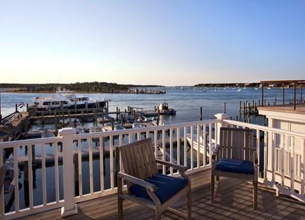Edgartown, The Dexter House Martha's Vineyard vacation rental - Second Floor Deck overlooking Chappy Ferry
