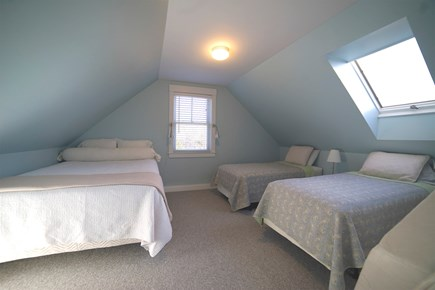 Edgartown, ENC2065 Martha's Vineyard vacation rental - Bedroom 4 on Third Floor