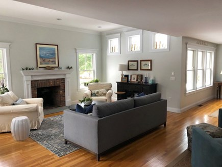Edgartown, ENC2065 Martha's Vineyard vacation rental - Comfortable Living Room