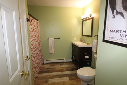 Edgartown Martha's Vineyard vacation rental - Full bath first floor
