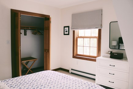 Oak Bluffs, Meadow View Farms Martha's Vineyard vacation rental - BR3, second floor (alt. view) - each closet has valet & hamper
