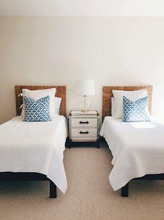 Oak Bluffs, Meadow View Farms Martha's Vineyard vacation rental - BR4, second floor twin bedroom