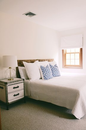 Oak Bluffs, Meadow View Farms Martha's Vineyard vacation rental - BR4, twin beds convert to King bed