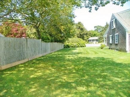 Katama - Edgartown Martha's Vineyard vacation rental - Large yard for wiffle ball, spike ball, or other outdoor games!