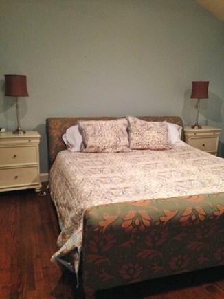 Katama - Edgartown Martha's Vineyard vacation rental - California King Bed in the Master