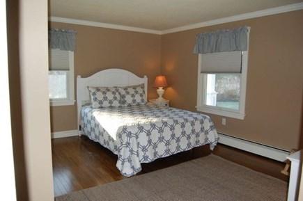 Katama - Edgartown Martha's Vineyard vacation rental - Second queen size bedroom on the first floor